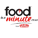 Food in a Minute® icon