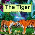 Kids Tiger Quiz Audio Answers icon