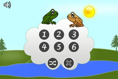 Frog Puzzle - screenshot thumbnail