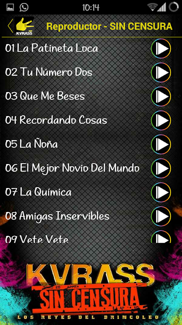 #18. Grupo Kvrass (Android)