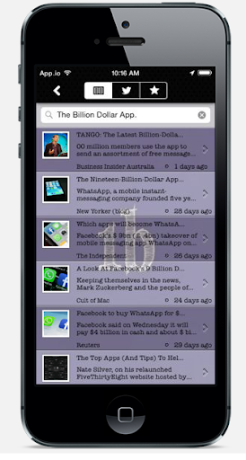 The Billion Dollar App