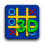 Tic Tac Toe 3D Free
