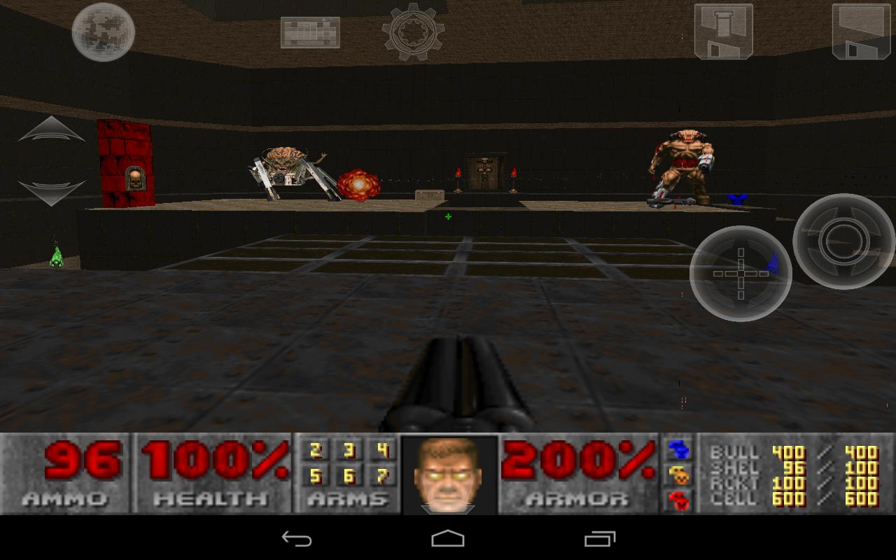 D-Touch (Port of Doom) - screenshot