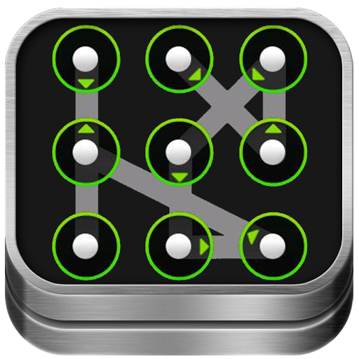 图案屏幕锁 娛樂 App LOGO-硬是要APP