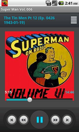 Superman Old Time Radio V006