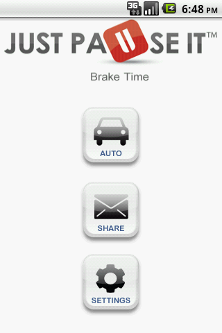BRAKE TIME - screenshot