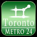 Toronto (Metro 24) logo