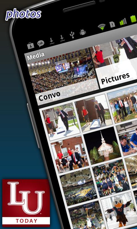 Liberty University Today - screenshot