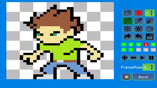 Can I Run Pubg Unique Pubg Mobile Apps On Google Play: Pixel Animator Pro:GIF Maker