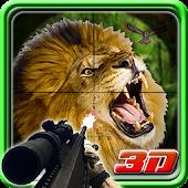 Mountain Sniper Assassin 3D