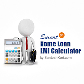 Smart Home EMI Calculator