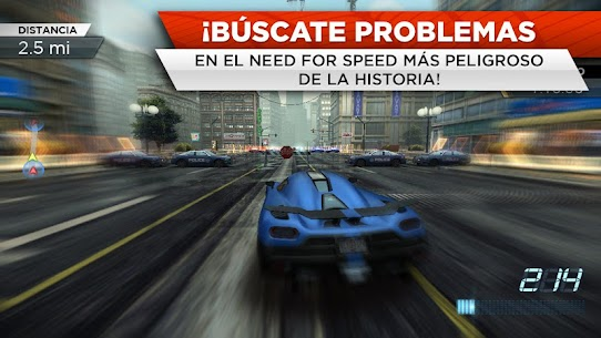 Need for Speed Most Wanted v1.3.103 APK 2