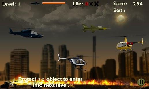 Army Air Defence HD- screenshot thumbnail