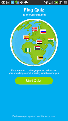 Flag Quiz - Challenge Yourself