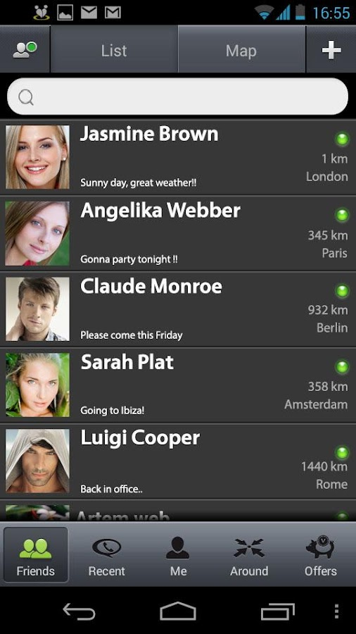 VOXLE ♥ Social Dating App - screenshot