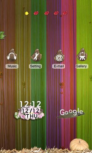 CUKI Theme Simple Color Lline