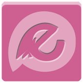 Evolve SMS - Pink Theme FREE
