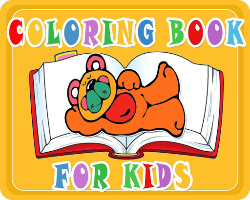 CARTOON COLORING BOOK