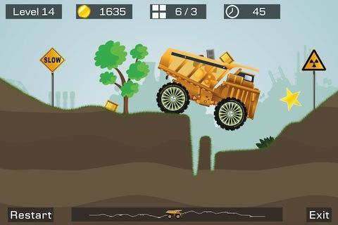 Big Truck --best mine truck express simulator game 3.39 Cheat screenshots 1