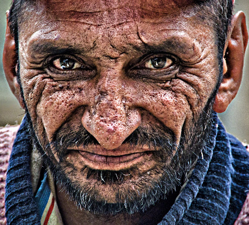 Skin by Anton Donev - People Portraits of Men ( face, old, nature, wrinkly, portraits, man, skin, gypsy,  )