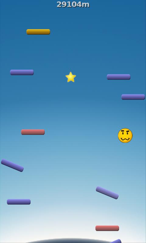 Jump :-) - screenshot
