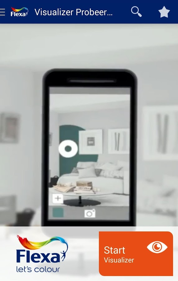 flexa visualizer android apps on google play. Black Bedroom Furniture Sets. Home Design Ideas
