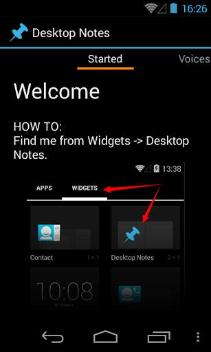 手機/平板必備的實用小工具- 桌面便利貼