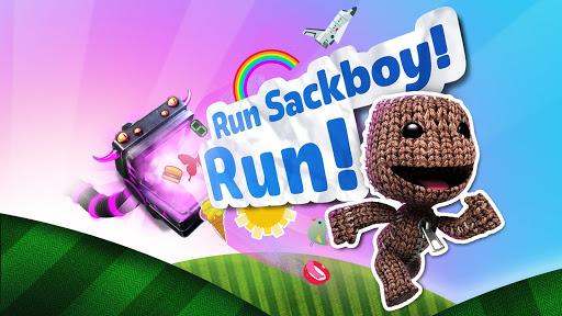 Run Sackboy! Run! 1.0.4 screenshots 1