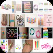 `Rainbow Loom Ideas Designs