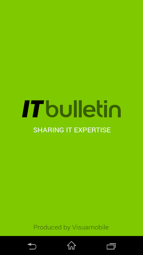 IT Bulletin: IT Digital News