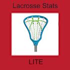 Lacrosse Stats Lite icon