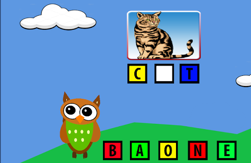 【免費教育App】Learn ABC with Professor Hoot-APP點子