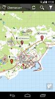 Screenshot of iZurvive - Map for DayZ