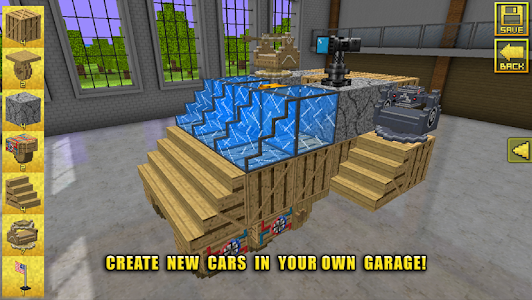 Blocky Cars - My Car My Rules v1.3.2