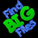 FindBigFiles logo