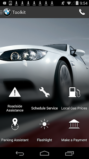 Circle BMW DealerApp