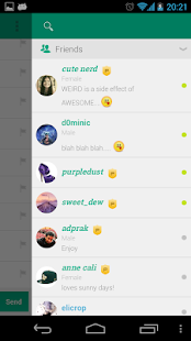 Chatimity Chat Rooms - screenshot thumbnail