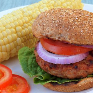 Grilled Turkey Burgers Recipe