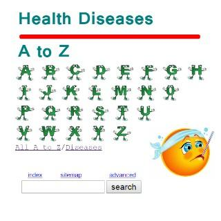 Health Diseases A to Z