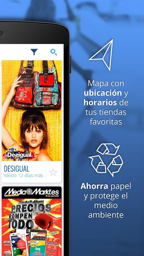 Ofertia - Catalogs & Offers- screenshot