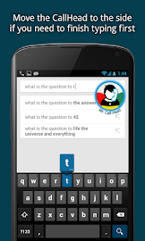 CallHeads - phone call app Screenshot 4