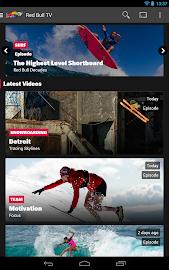 Red Bull TV Screenshot 14