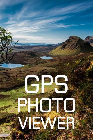 GPS照片查看器。