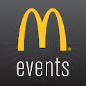 McDonald's Meetings & Events icon