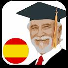 Výuka španělštiny ve větách icon