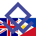 English Filipino Dictionary logo