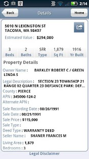 Stewart Property Profiles - screenshot thumbnail