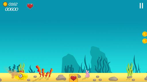 玩免費動作APP 下載海底の実行 - 乗り心地と走行 app不用錢 硬是要APP