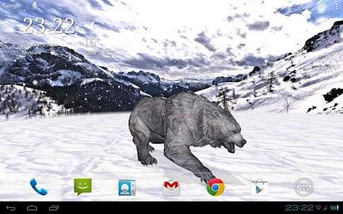 玩個人化App|Pocket Bear 3D免費|APP試玩