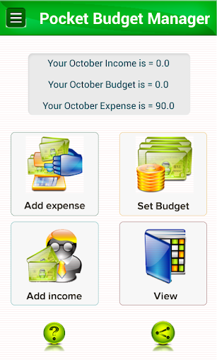 【免費財經App】Pocket Budget Manager-APP點子